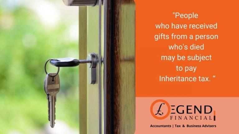 inheritance tax, gift, iht