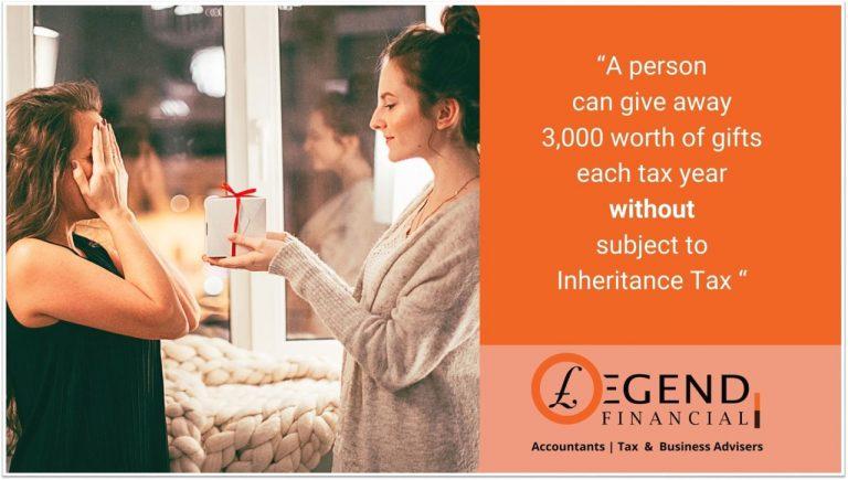 inheritance tax, iht, tax, gift