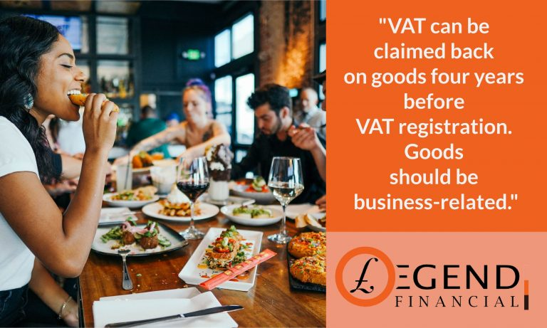 HOW LONG CAN BE VAT RECLAIMED BACK?