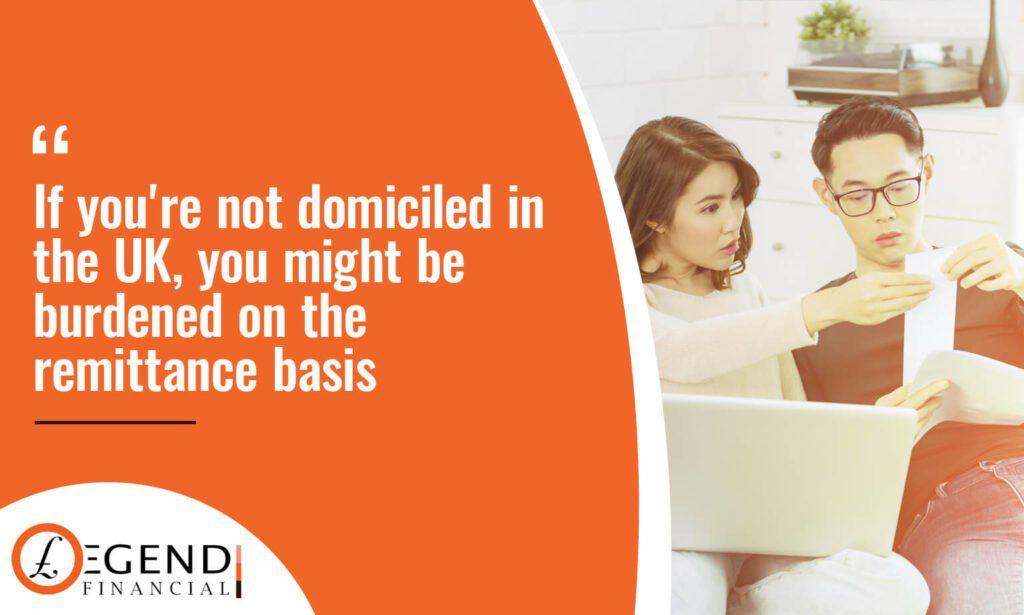 Remittance Basis