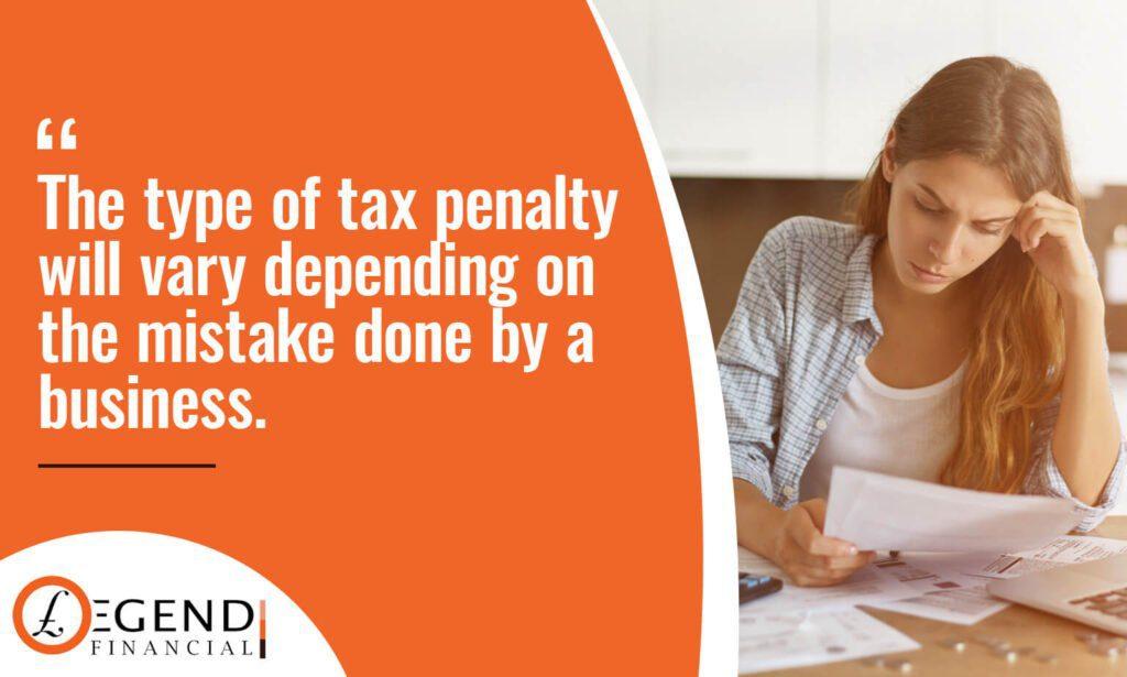 Corporation Tax Penalties