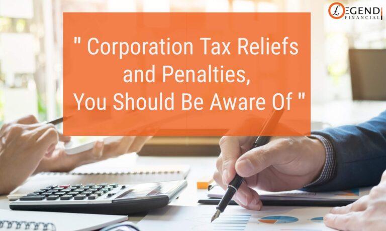 Corporation Tax Reliefs