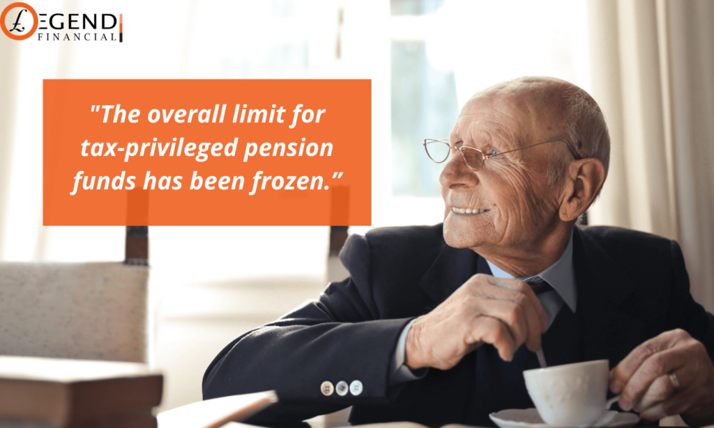 tax-privileged pension funds