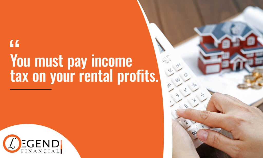 How much do I pay on Rental Income?