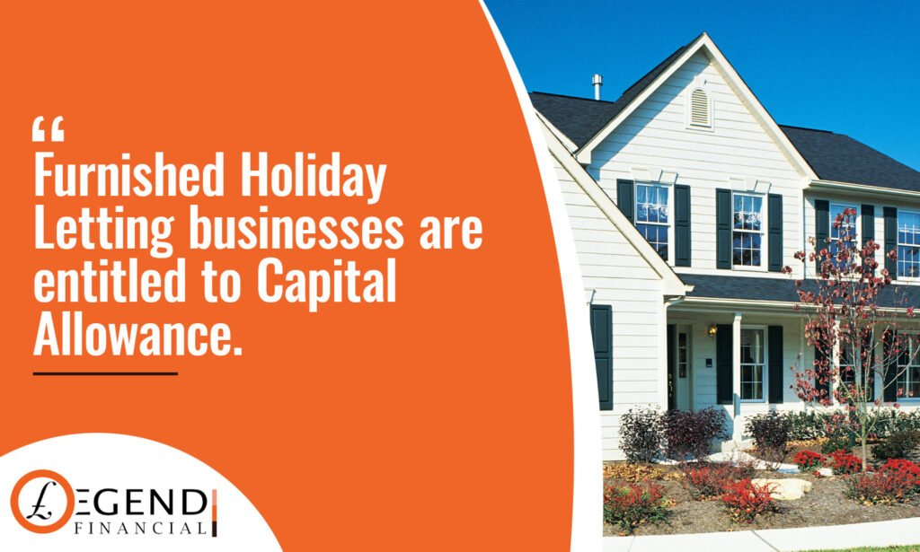 Furnished Holiday Letting businesses